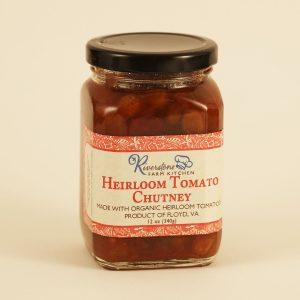 Riverstone Farm Kitchen Heirloom Tomato Chutney