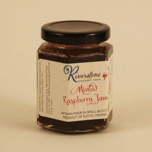 Riverstone Farm Kitchen Minted Raspberry Jam