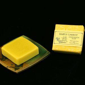 Riverstone Botanicals Simply Carrot Handmade Soap
