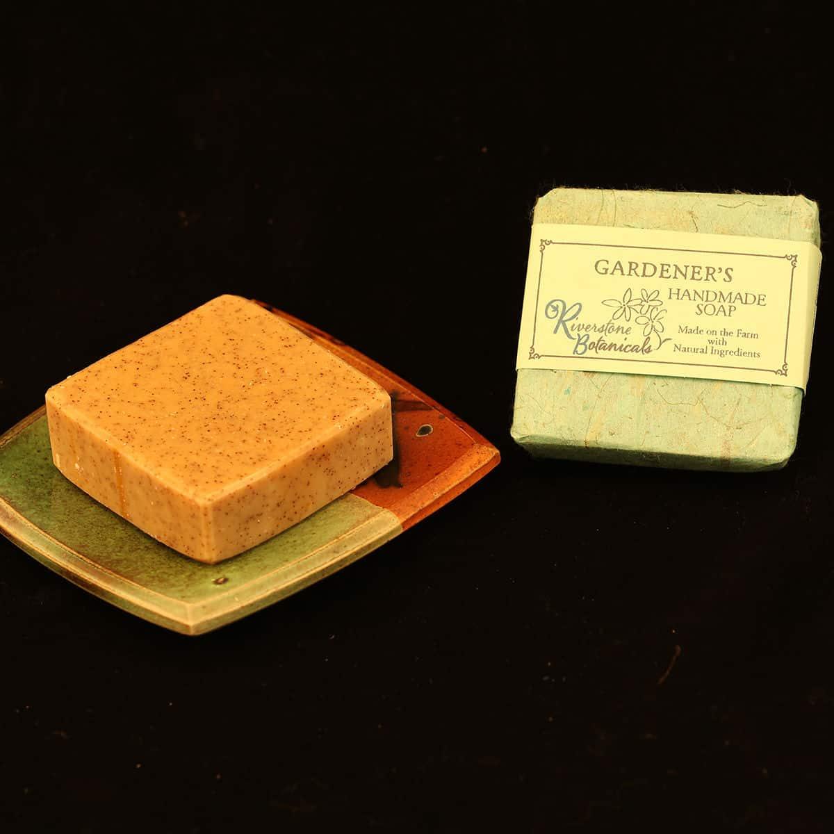 Riverstone Botanicals Gardener's Handmade Soap