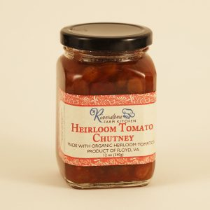 Riverstone Farm Kitchen Heirloom Tomato Chutney