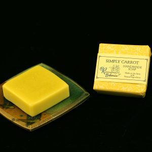 Riverstone Botanicals Simply Carrot Handmade Soap