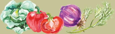 Veggie Banner
